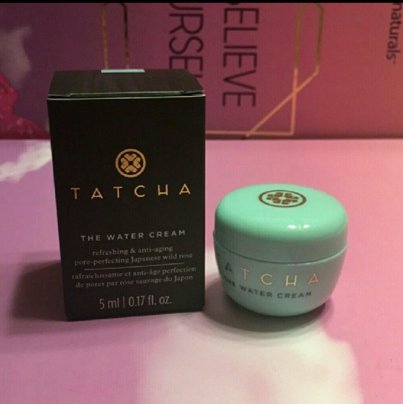 Sephora Other - ❤️2/$25! Tatcha the water cream